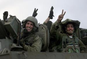 MIDEAST-ISRAEL-GAZA-CONFLICT-GAZA-BORDER