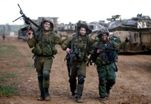 PALESTINIANS/ISRAEL