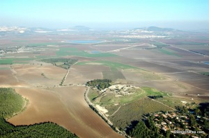megiddo and jezreel valley