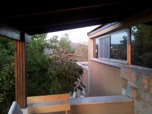 Balkon Aussicht klar 2012 12