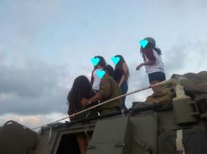 2014 07 17 on top of artillery with hearts